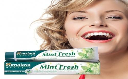 Гел Паста за Зъби с Мента Mint Fresh