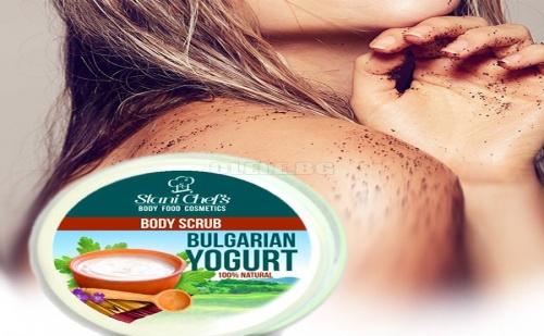 Пилинг за Тяло Yogurt