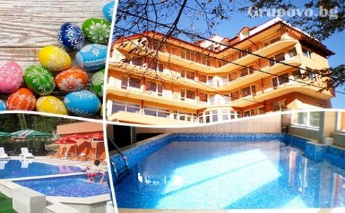 Великден в Спа Хотел Костенец. 2 или 3 Нощувки със Закуски, Вечери (Едната Празнична) + Минерален Басейн и Спа