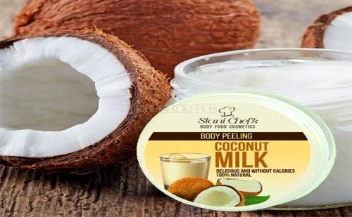 Пилинг за Тяло Кокосово Мляко