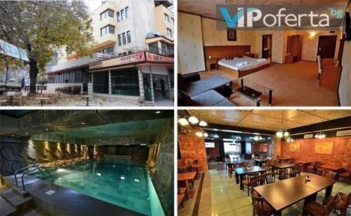 Уикенд и Делничен Пакет за Двама със Закуска, Вечеря и Ползване на Спа в Хотел България, <em>Велинград</em>