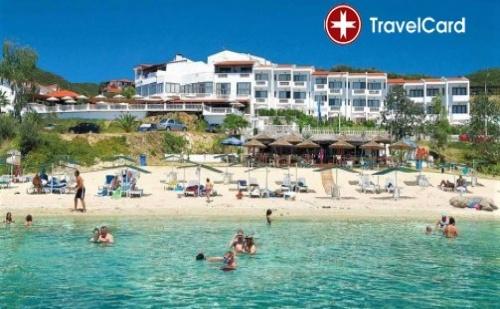 4* Ранни Записвания в Хотел Akti Ouranoupoli Beach Resort 4*, <em>Халкидики</em>