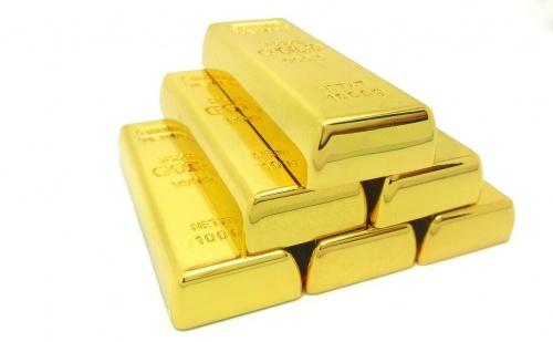 Флашка - Златно Кюлче (32Gb)