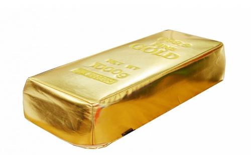 Пуф Табуретка – Златно Кюлче
