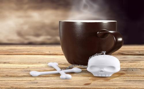 Инфузер за Чай – Череп и Кости