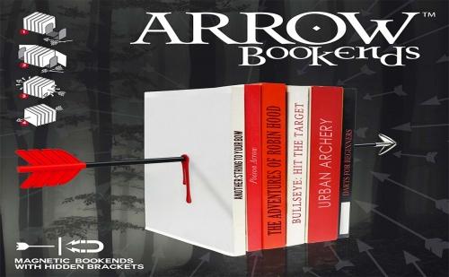 """Подпирачка за Книги """"Стрела"""""""