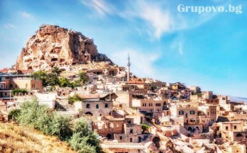 Екскурзия до Анкара, Кападокия, Истанбул! Транспорт, 4 Нощувки със Закуски и Посещение на Тузгьол