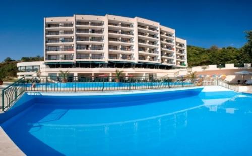 На Море в Хотел Магнолия Палас*** Златни Пясъци! Една Нощувка  на База All Inclusive + Чадър и Шезлонг на Плажа на Цени от 56.50 лв!