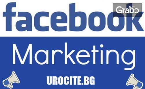 Онлайн Курс по Facebook Маркетинг с 12-Месечен Достъп