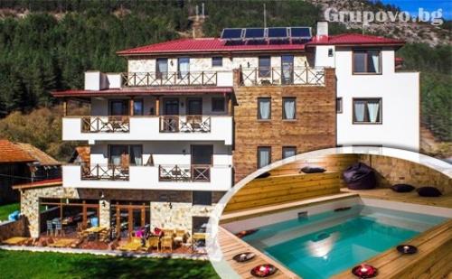 Великден в Родопите. Нощувка, Закуска и Вечеря + Сауна, Парна Баня и Джакузи в Хотел Триград