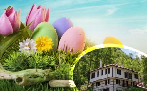 Великден в <em>Мелник</em>! 3 Нощувки със Закуски + Празнична Вечеря от Хотел Речен Рай
