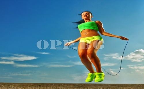 Въже за Скачане с Променяща се Дължина