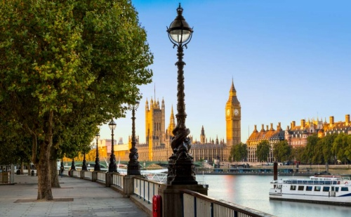 Самолетна Екскурзия от Варна до Лондон