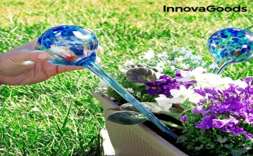 Глобуси за Поливане Innovagoods (Опаковка от 2)