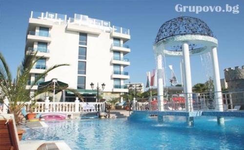Цяло Лято в <em>Китен</em>! All Inclusive + Басейн в Хотел <em>Китен</em> Бийч*** - на 200М. от Плажа