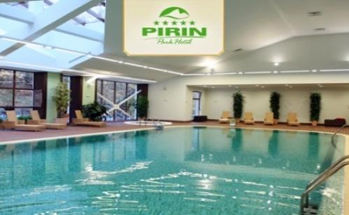Парк Хотел Пирин ***** - 5 Звездна Спа Почивка в Сандански! Делник и Уикенд Пакети със Закуски + Ползване на Спа Център!