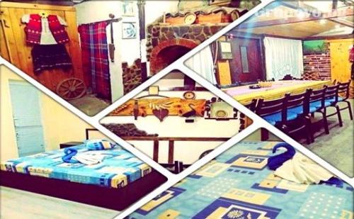 Нощувка за 14 Човека + Ползване на Механа само за 160 лв. в Семеен Хотел Наталия, <em>Вършец</em>