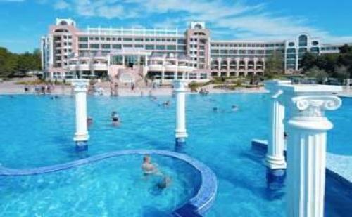 Море 2018 на Плажа в Дюни с Ранни Записвания, 5 Дни All Inclusive на Първа Линия до 30.06 в Хотел Марина Бийч