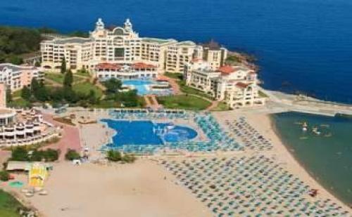 Ранни Записвания 2018 на Първа Линия в Дюни, 5 Дни Аll Inclusive до 30.06 в Топ Хотел Марина Роял Палас