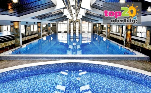 Спа Пролет в Банско! Нощувка с All Inclusive Light + Голям Басейн и Спа в Хотел Тринити Резиденс 4*, Банско, за 44.90 лв.човек!