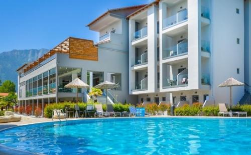 Празничен Пакет на База All Inclusive за Майски Празници на Остров Тасос - 3 Нощувки в Princess Golden Beach Hotel 4*, Тасос!