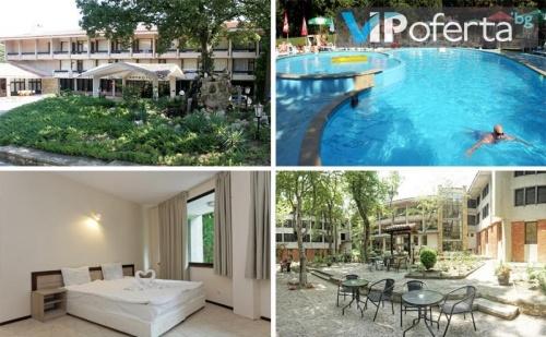 Еднодневен Пакет за Двама на База All Inclusive в Хотел Преслав, Златни Пясъци