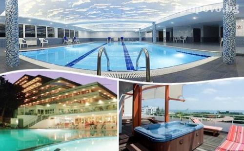 През Май All Inclusive + Басейн, Джакузи и Спа  за 45.50 лв. в Хотел <em>Плиска</em>***, Златни Пясъци.