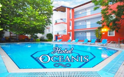 Цяло Лято в Калитеа,халкидики - Гърция! Нощувка за Трима + Басейн на Цени от 57 лв. в Хотел Oceanis