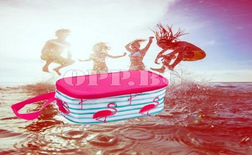Термо Чанта за Храна и Напитки Фламинго