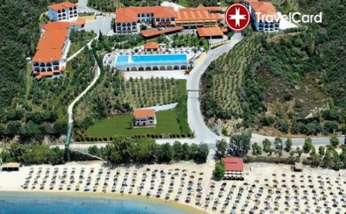 4* All Inclusive Ранни Записвания в Хотел Akrathos Beach, Халкидики
