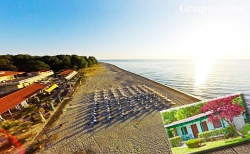 27 Май - 16 Юни на Брега на Морето в Гърция! All Inclusive + Басейн, Чадър за Плажа и Анимация за Деца в Olympion Zeus***, Олимпийска Ривиера