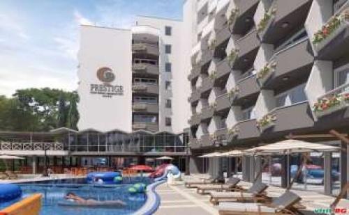 Лято 2018 в Лукс Хотел на Златни Пясъци, All Inclusive с Аквапарк до 02.07 в Престиж Делукс Аквапарк Клуб