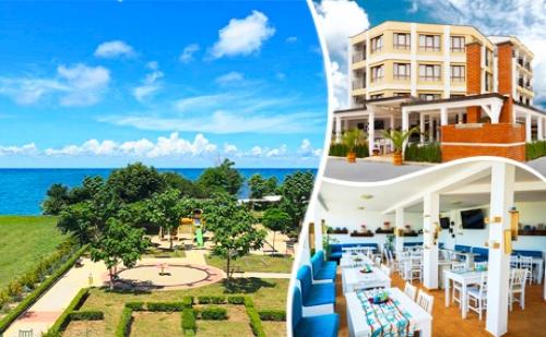 С Цялата Компания в <em>Лозенец</em> на 150 М. от Морето! Нощувка със Закуска в Апартамент за 4 или 6 Човека + Сауна и Парна Баня в Хотел <em>Лозенец</em> Вю