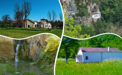 Път Към Вярата: Еднодневна Екскурзия до Разбоишки, Букоровски и Чепърленски Манастири