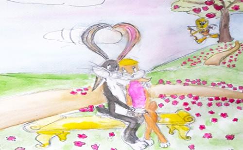 """Летен Курс по Рисуване за Деца от Школа по Изобразително Изкуство и Дизайн """"изкуството на Ив"""" , София"""