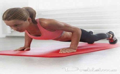 Фитнес постелка Medisana FitnessMat