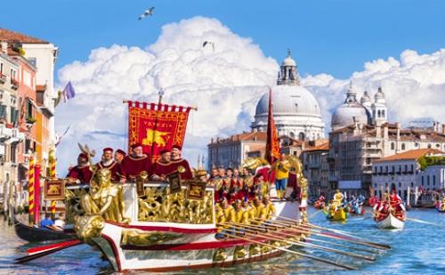 Историческа Регата във <em>Венеция</em>. Транспорт + 2 Нощувки със Закуски + 2 Екскурзии от Еко Тур