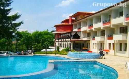 Почивка в Троянския Балкан! Нощувка, Закуска и Вечеря + Басейн в Парк Хотел <em>Троян</em>.