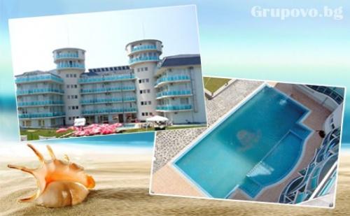 Лято в <em>Лозенец</em> на 200М. от Плажа! 7 All Inclusive Light Нощувки за Двама в Хотел Сънсет Бийч*** на Топ Цени. Дете до 13Г. – Безплатно!
