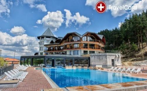 4* Лято в Хотел Хот Спрингс Медикъл**** , с. Баня
