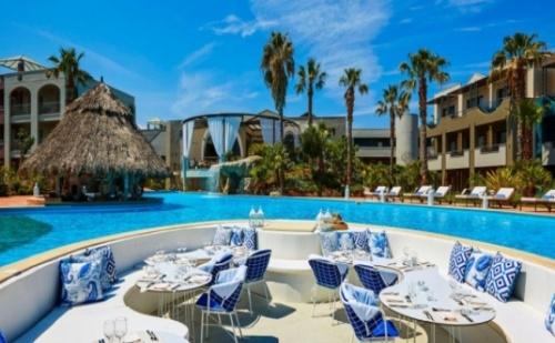 Лято на Остров Тасос в Ултра Луксозният Ilio Mare Beach Hotel 5*, 4 Нощувки с Включени Закуски и Вечери на Блок Маса + Безплатно Ползване на Шезлонги и Чадъри!