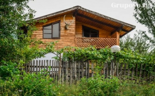 Самостоятелна Къща за 7 Човека в Сапарева <em>Баня</em> с Трапезария и Широк Двор с Барбекю - Вили Горски Рай