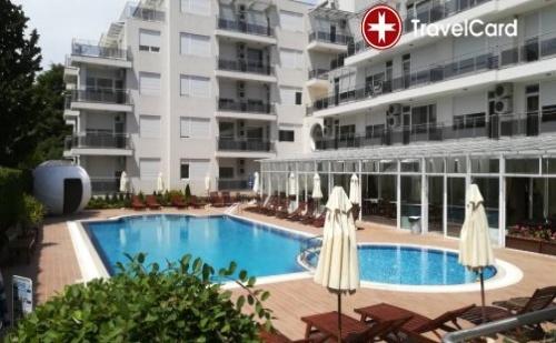 3* All Inclusive в Хотел Инкогнито, Поморие