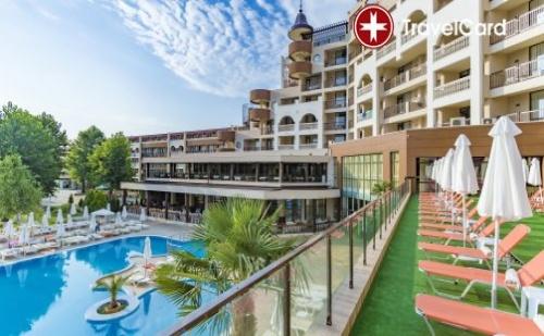 4* All Inclusive в Хотел Империал, Слънчев Бряг