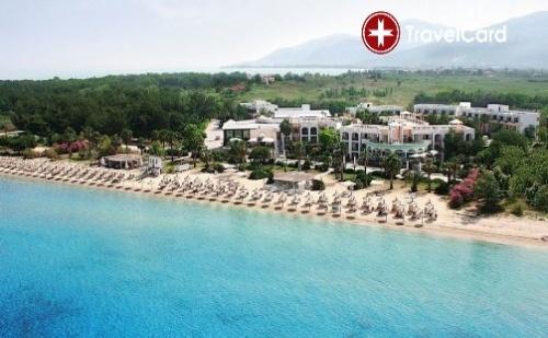 5* Луксозно лято в хотел Ilio Mare Beach 5*, Тасос