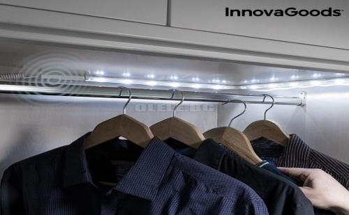 Led Тръба със Сензор за Движение Innovagoods (Опаковка от 2)