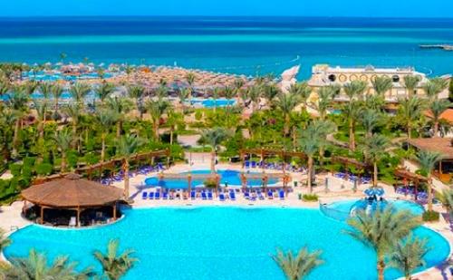 Самолетна екскурзия до Египет! 7 Аll Inclusive нощувки в хотел Hawaii Le Jardain Aqua Park 5* от Караджъ Турс