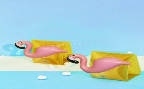 Възглавнички за Плуване Flamingo Arm Ring Float