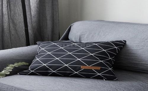 Калъфка за възглавница Geometric Print Pillowcase Cover