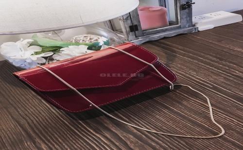 Дамска чанта PU Flap Crossbody Bag